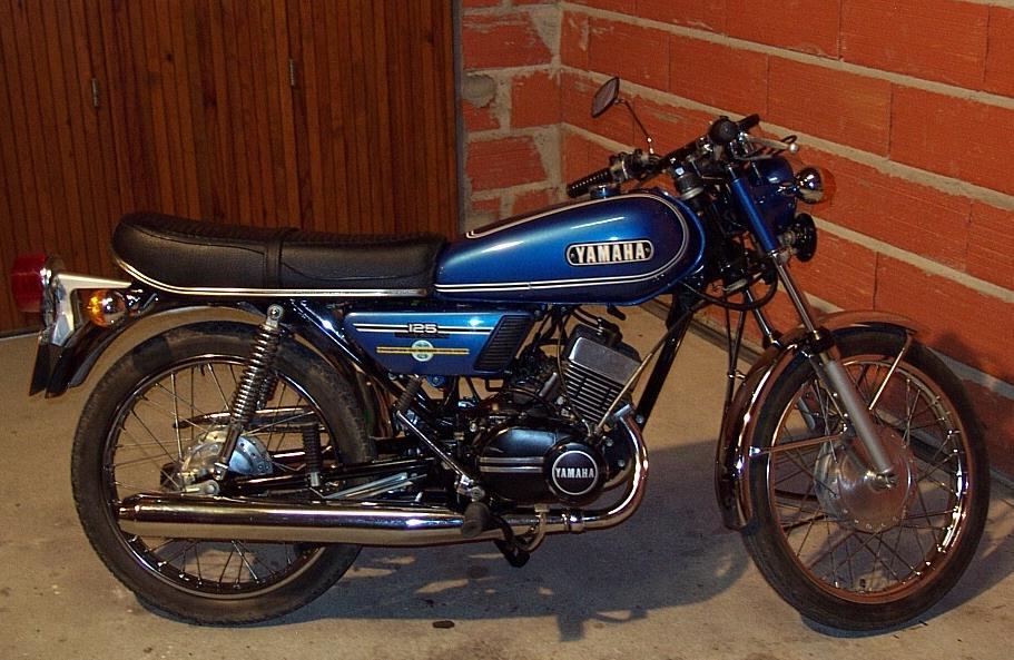Yamaha Rs